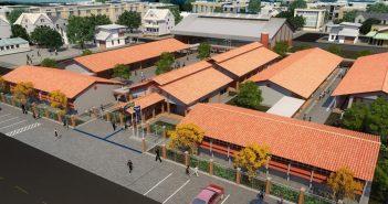 Prefeito Anderson Sousa assinou a ordem de serviço da construção de uma escola de 12 salas
