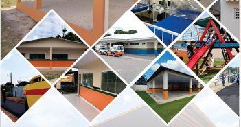 Nos próximos dias 02 e 03 de julho grandes inaugurações em Rio Preto da Eva