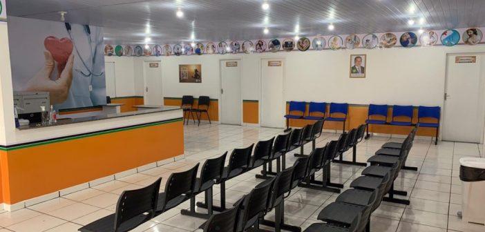 Reinauguração da Unidade Básica de Saúde Manoel Rodrigues Castelo