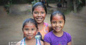 Hoje, dia 19 de abril comemora -se o Dia do Índio