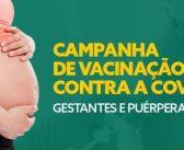 Atenção para o novo chamamento da Prefeitura Municipal para vacinação contra a Covid-19