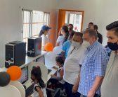 Dia de Inaugurações no município de Rio Preto da Eva