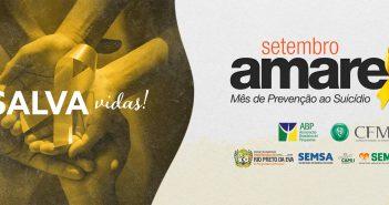 Hoje dia 1º de setembro, iniciamos a campanha de prevenção ao suicídio