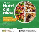 Celebrado nesta terça-feira (31), o Dia do Nutricionista